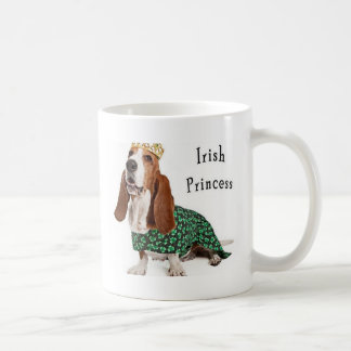 IrishPrincess Classic White Coffee Mug