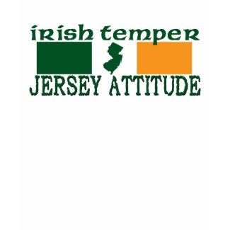 IrishTemper Jersey Attitude shirt