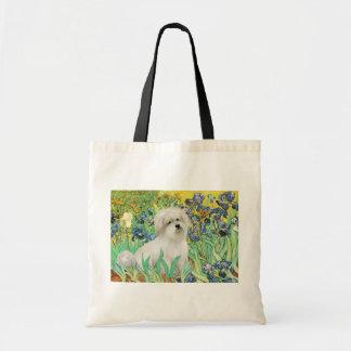 Irisis - algodón de Tulear 7 Bolsa Tela Barata
