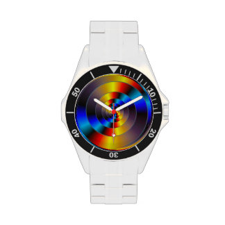 Irispiral Relojes De Pulsera