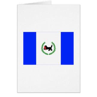 Irkutsk Oblast Flag Cards