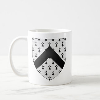irl ffrench, Ireland Classic White Coffee Mug