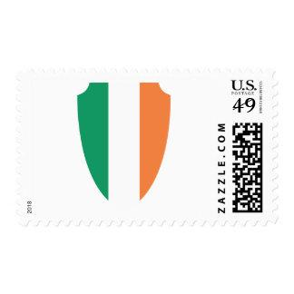 irland buckler postage stamps