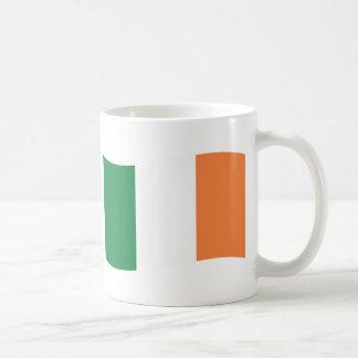 irland flag coffee mug