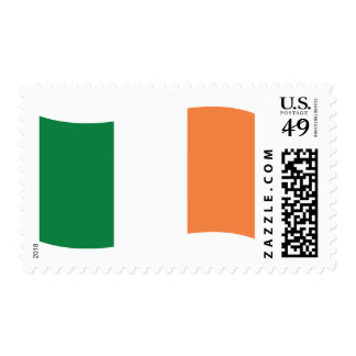 irland flag stamps