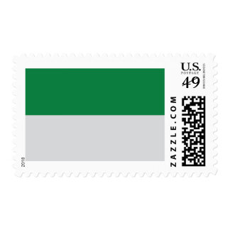 irland green white stamps