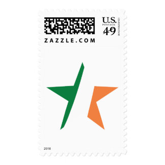 irland star postage stamps