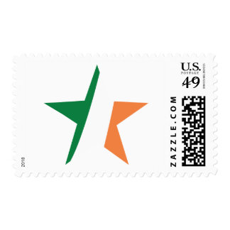 irland star stamps