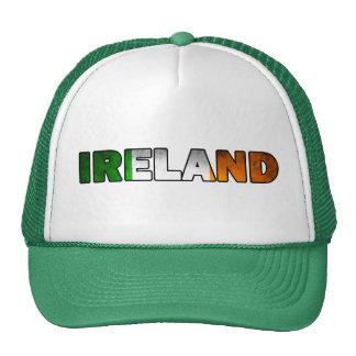 Irlanda 003 gorros bordados