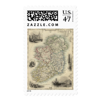 Irlanda 17 timbres postales
