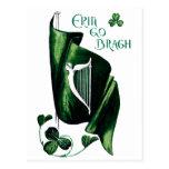 Irlanda 1912 para siempre postal