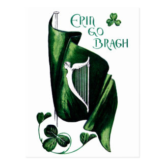 Irlanda 1912 para siempre tarjetas postales