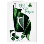 Irlanda 1912 para siempre tarjetas