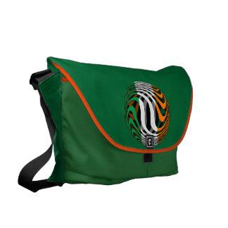 Irlanda #1 bolsa messenger