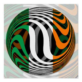 Irlanda #1 perfect poster