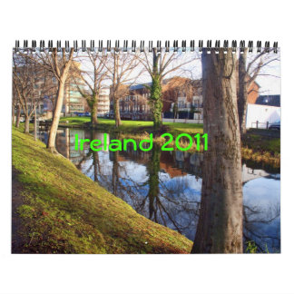 Irlanda 2011 calendarios de pared