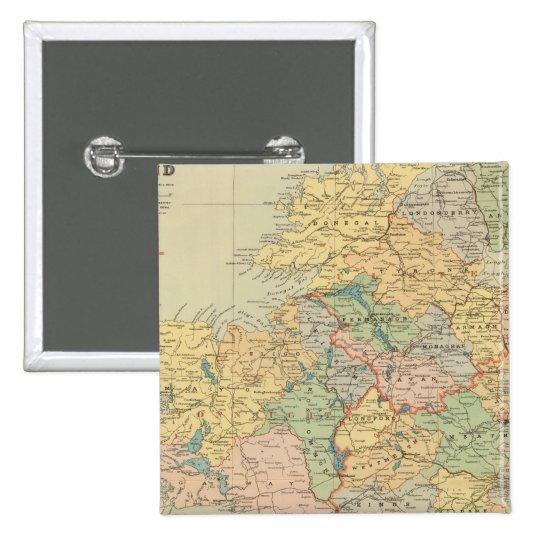 Irlanda 20 pin cuadrado