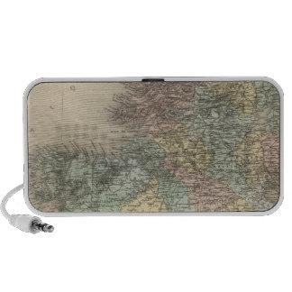 Irlanda 7 iPod altavoz