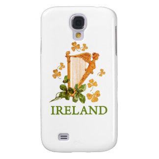 Irlanda - arpa del irlandés del oro