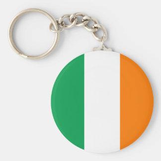 Irlanda - bandera nacional irlandesa llavero personalizado