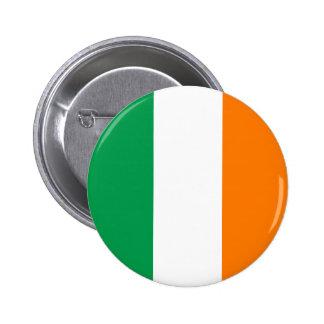 Irlanda - bandera nacional irlandesa pins