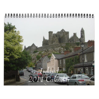 Irlanda - calendario 2011