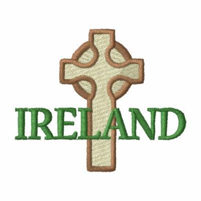 Irlanda Sudadera Bordada