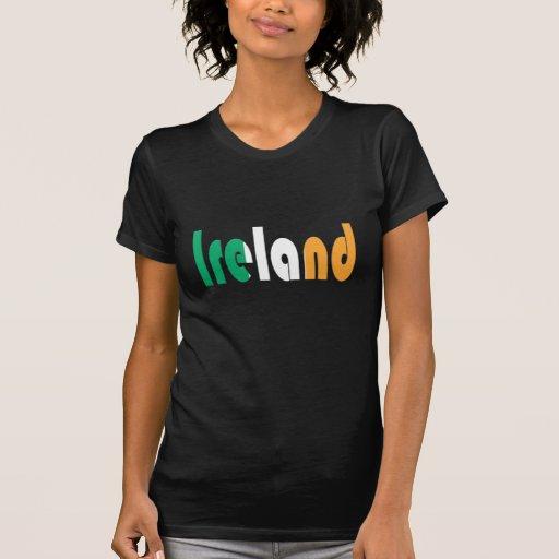 Irlanda Camiseta