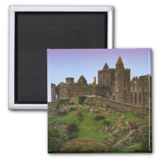Irlanda, Cashel. Ruinas de la roca de Cashel 2 Imán Cuadrado