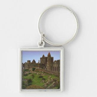 Irlanda, Cashel. Ruinas de la roca de Cashel 2 Llavero Personalizado