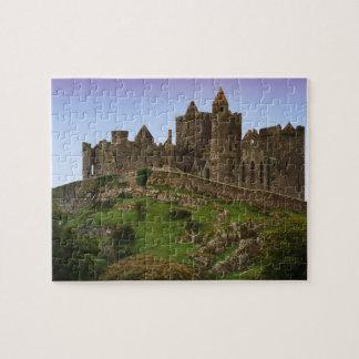 Irlanda, Cashel. Ruinas de la roca de Cashel 2 Puzzle