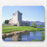 Irlanda: Castillo Mousepad de Ross Tapete De Ratón