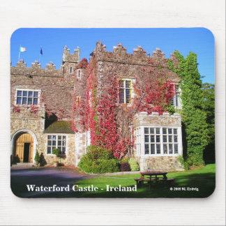 Irlanda: Castillo Mousepad de Waterford Alfombrillas De Ratón