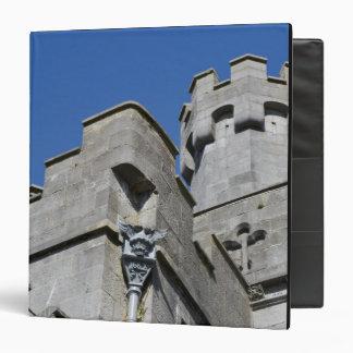 """Irlanda, condado Kilkenny, castillo medieval Carpeta 1 1/2"""""""