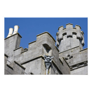 Irlanda, condado Kilkenny, castillo medieval Fotografía