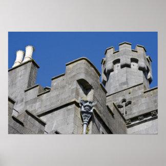 Irlanda condado Kilkenny castillo medieval Posters