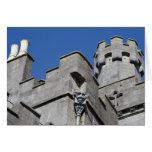 Irlanda, condado Kilkenny, castillo medieval Tarjetón