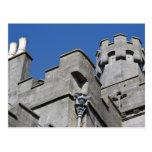 Irlanda, condado Kilkenny, castillo medieval Tarjetas Postales