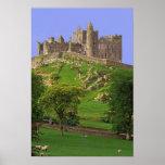 Irlanda, condado Tipperary. Vista de la roca de Posters