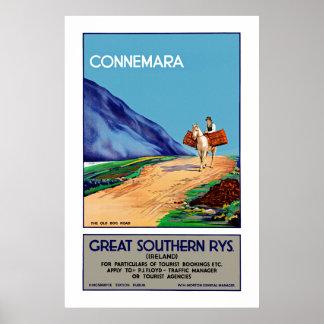 ~ Irlanda de Connemara Póster