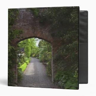 """Irlanda, de Dromoland del castillo el verde mismo Carpeta 1 1/2"""""""