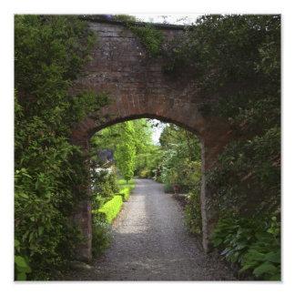 Irlanda, de Dromoland del castillo el verde mismo Fotografías