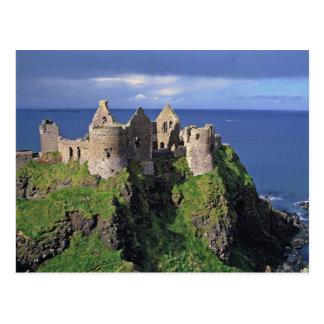 Irlanda del Norte, condado Antrim, Dunluce Tarjetas Postales