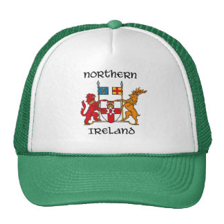 Irlanda del Norte - escudo de Gorro De Camionero
