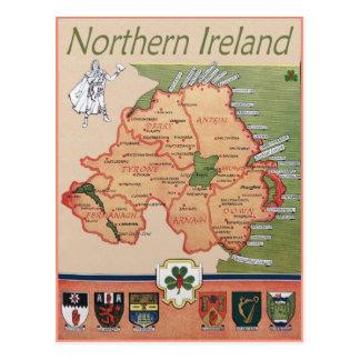 Irlanda del Norte retra Tarjetas Postales
