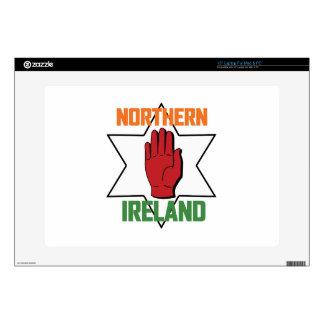 Irlanda del Norte Skins Para 38,1cm Portátiles