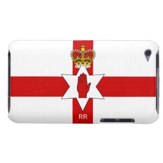 Irlanda del Norte Ulster señala el tacto 4G de iPod Case-Mate Carcasas