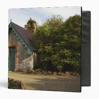 """Irlanda, el jardín emparedado castillo de Dromolan Carpeta 1 1/2"""""""