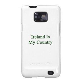 Irlanda es mi país galaxy s2 funda