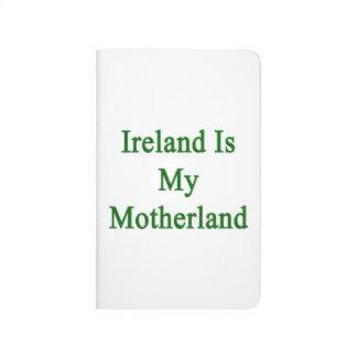 Irlanda es mi patria cuadernos